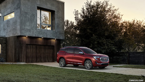 2018 GMC Terrain and Terrain Denali