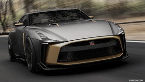 2018 Italdesign Nissan GT-R50