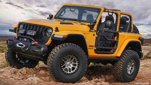 2018 Jeep Moab Easter Safari Concepts