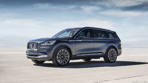 2018 Lincoln Aviator Concept