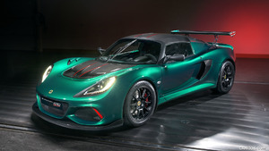 2018 Lotus Exige Cup 430 Unlimited Edition