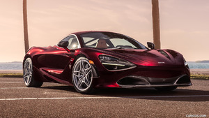 2018 McLaren 720S by McLaren Special Operations (MSO)