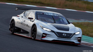 2018 Nissan Leaf NISMO RC Concept