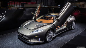 2018 Spyker C8 Preliator powered by Koenigsegg