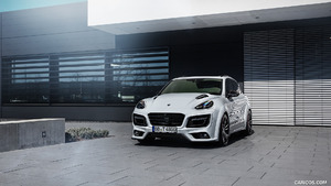 2018 TECHART Magnum Sport 30 Years Edition based on Porsche Cayenne