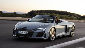 2019 Audi R8 Coupe and Spyder