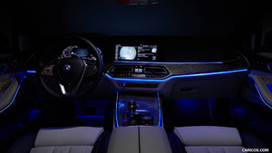 2019 Bmw X7 Ambient Lighting Hd Wallpaper 74