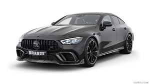 2019 BRABUS 800 based on the Mercedes‑AMG GT 63 S