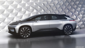 2019 Faraday Future FF 91