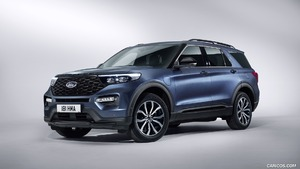 2019 Ford Explorer Plug-In Hybrid (Euro-Spec)