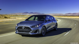 2019 Hyundai Veloster and Veloster N