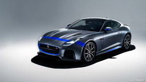 2019 Jaguar F-TYPE SVR Graphic Pack