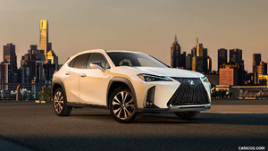 2019 Lexus UX and UX Hybrid