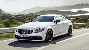 2019 Mercedes-AMG C 63 Coupe