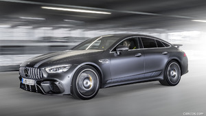 2019 Mercedes-AMG GT 63 S 4MATIC+ Edition 1