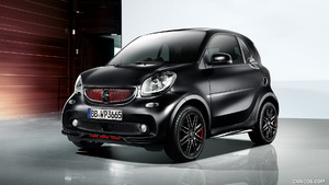 2019 Smart ForTwo Edition PureBlack