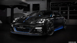 2019 TECHART GrandGT Selective based on Porsche Panamera Sport Turismo