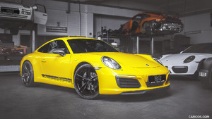 2019 TECHART Porsche 911 Carrera T