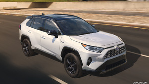 2019 Toyota RAV4 and RAV4 Hybrid