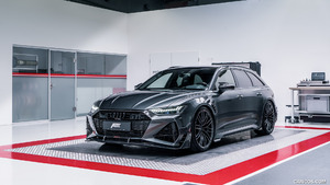 2020 ABT RS6-R Special Edition