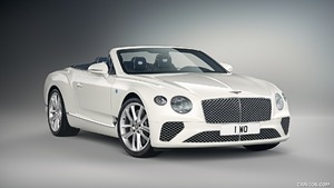 2020 Bentley Continental GT Convertible Bavaria Edition