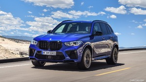 2020 BMW X5 M Competition | Caricos