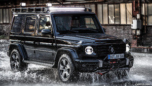 2020 BRABUS INVICTO ARMOURED based on Mercedes-Benz G-Class