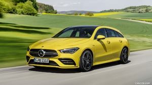 2020 Mercedes-AMG CLA 35 Shooting Brake