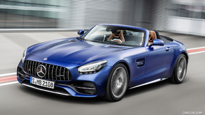 2020 Mercedes-AMG GT Coupe and Roadster