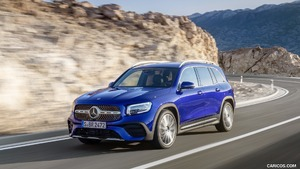 2020 Mercedes‑Benz GLB (Updated: +50 New Images)