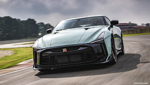 2020 Nissan GT-R 50 by Italdesign