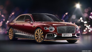 2021 Bentley Flying Spur V8 Reindeer Eight