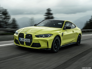 2021 M4 Coupe