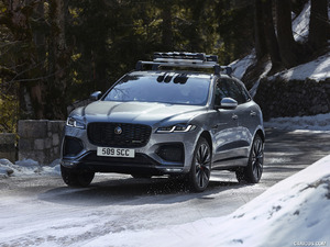 2021 F-PACE