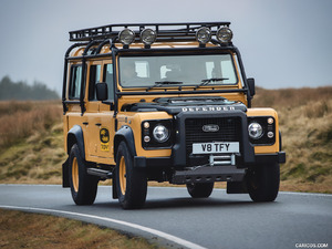 2021 Defender Works V8 Trophy