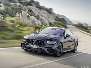 2021 Mercedes-AMG E 53 Coupe