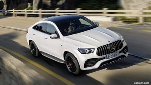 2021 Mercedes-AMG GLE 53 Coupe