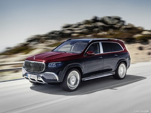 2021 Mercedes-Maybach GLS 600