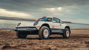 2021 Singer Porsche 911 All-terrain Competition Study