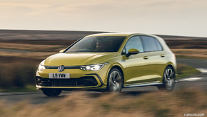 2021 Volkswagen Golf (UK-Spec)
