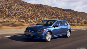 2021 Volkswagen Golf (US-Spec)
