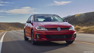 2021 Volkswagen Golf GTI (US-Spec)