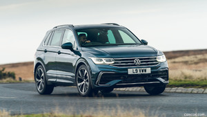 2021 Volkswagen Tiguan (UK-Spec)