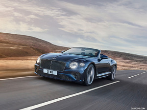 2022 Continental GT Speed Convertible