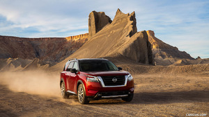 2022 Nissan Pathfinder (Updated: +41 New Images)