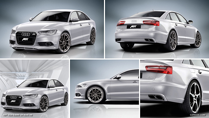 2012 ABT AS6 based on Audi A6
