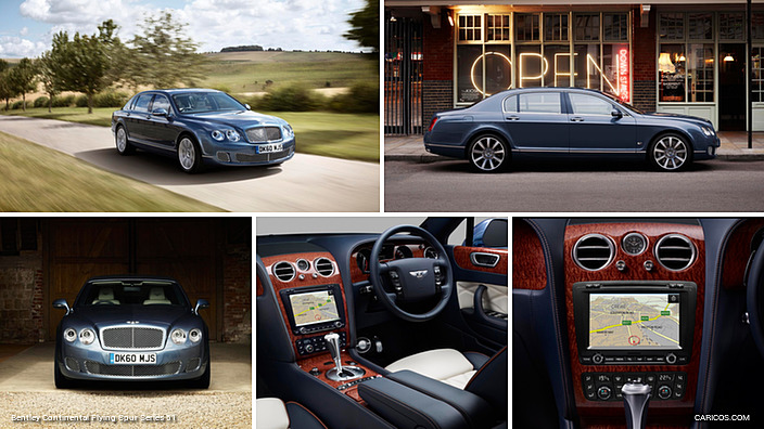 2012 Bentley Continental Flying Spur Series 51 Caricos