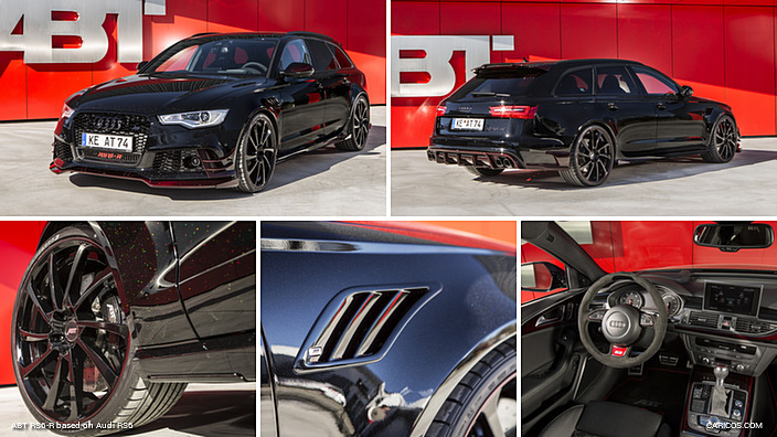 2014 ABT RS6-R based on Audi RS6