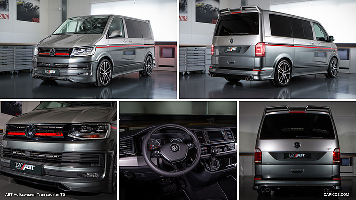 Colorado Springs Dodge >> 2016 ABT Volkswagen Transporter T6 | Caricos.com