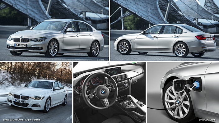 BMW 330e eDrive Plug-in-Hybrid